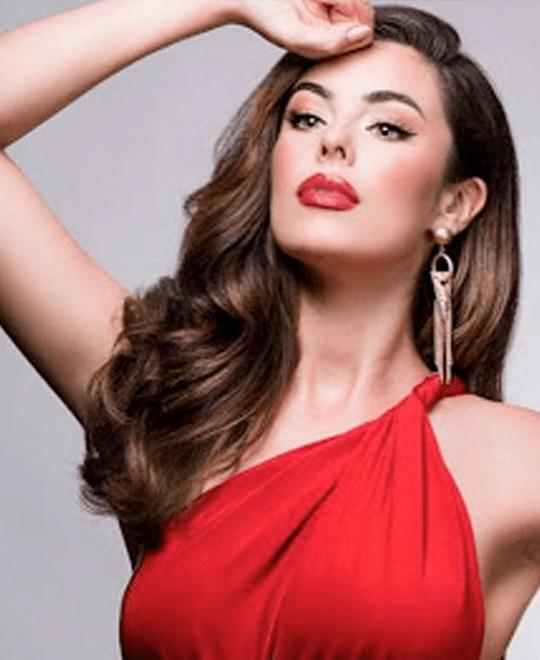 Emma Jenkins: Miss Universe